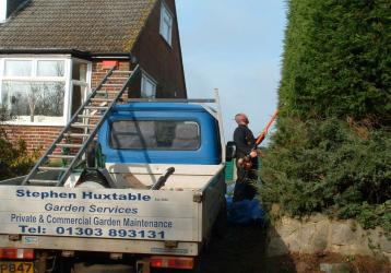 Stephen Huxtable Garden Maintenance Services
