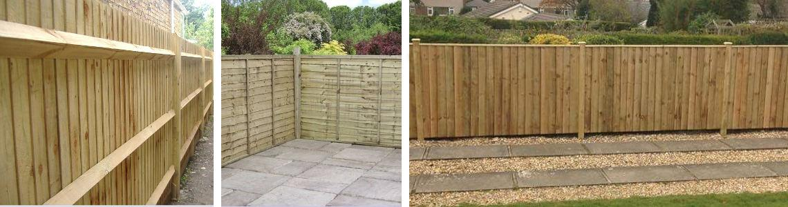 Stephen Huxtable Fencing Supplied & Erected